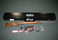"Sako 85 Varmint Stainless 223 Remington 23.6"" Heavy Barrel"
