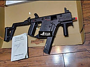 Buy KWA Kriss Vector Extremely Rare Airsoft Gun