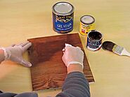 Tips To Inexpensively Stain And Repair Wooden Essentials In Your House. - New Tone Painting