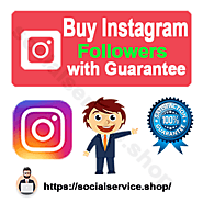 Buy Instagram Followers |100% Safe & Real Followers, Instant Delivery.