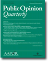 American Association for Public Opinion Research