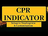 How to setup CPR indicator in tradingview
