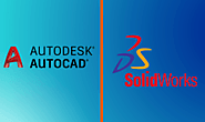 Difference Between Autocad And Solidworks : Autocad Vs Solidworks