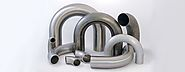ASTM B16.9 Pipe Fitting Bends / LR Pipe Bend / SR Pipe Bend Manufacturers in Mumbai India - Mesta INC