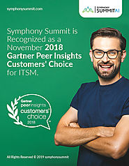 Symphony SummitAI got Recognized by Customers on Gartner Peer Insights for ITSM