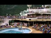 P & O Azura Norway Cruise Skjolden 3rd September 2013