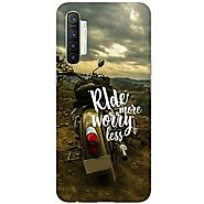 Buy printed Realme XT Back Covers Online from Beyoung