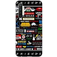 Buy friends Realme XT Back Cover Online @Rs.199-Beyoung