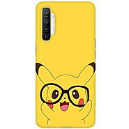 Buy Creative printed Realme XT Back Covers at Rs 199- Beyoung