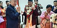 PM Oli to celebrate 69th birthday in Aathrai today; bash begins at Baluwatar