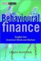 Behavioral Finance: Insights... (Montier)
