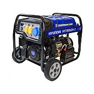 Website at https://www.powerequipment4u.com/hyundai-generators-uk.html