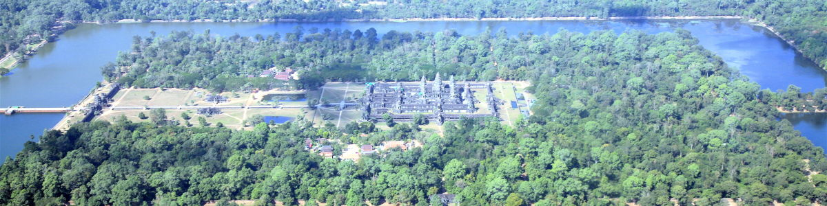 Headline for Top Reasons Why You Should Visit Angkor Wat
