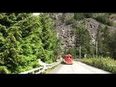 RallarToget | The sightseeing train in Flåm, NORWAY