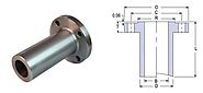 ANSI Long Weld Neck Flange manufacturer in India - Star Tubes & Fittings