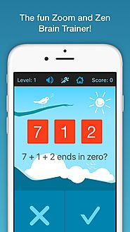 Zero – The zoom and zen number game