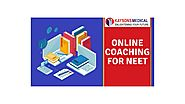 Online Coaching for NEET