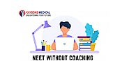 NEET without coaching