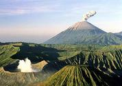 Mount Bromo and other Volcanoes