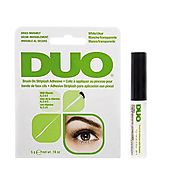 DUO Brush-On Lash Adhesive Latex Free 5g White (Dries Clear) – Primalash