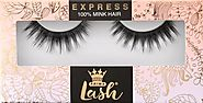 Express Mink strip Lashes #Slay – Primalash