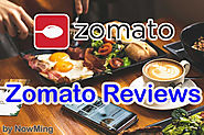 Zomato Reviews | Best Food Delivery App in India - Explained in Hindi