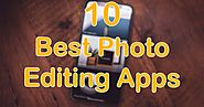 10 Best Photo Editing Apps Android और IOS के लिए 2020