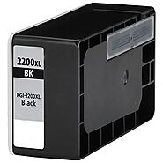 HouseOfToners Compatible Replacement for Canon PGI-2200XL (9255B001) High Yield Black Ink Cartridge
