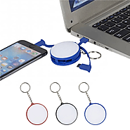 Charging Cable Key Ring – CC002