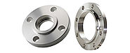 Stainless Steel 347/347h Slip On Flanges Flanges Manufacturers in India - Nitech Stainless Inc