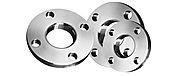 Stainless Steel 321/321h Slip On Flanges Flanges Manufacturers in India - Nitech Stainless Inc