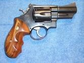 Smith and Wesson Model 29 .44 Magnum Revolver