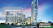 Godrej Exquisite Thane- An upcoming residential project by Godrej Developers in thane