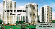 Godrej Matunga- A Brand New Venture exclusively designed to provide a luxurious and grand living in Mumbai