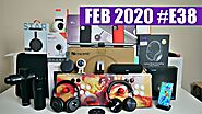 Coolest Tech of the Month FEB 2020 - EP#38 - Latest Gadgets You Must See