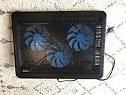Adam Parker - Havit HV-F2056 Laptop Cooling Pad. It's in... | Facebook
