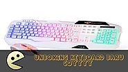 REVIEW UNBOXING KEYBOARD HAVIT - KB558CM | BUNDLE WITH MOUSE
