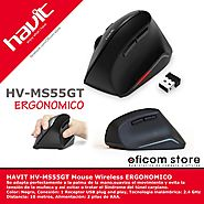 Oficom store - HAVIT HV-MS55GT Mouse Wireless ERGONOMICO... | Facebook