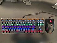 Melissa Medina - Havit KB435L mechanical keyboard.... | Facebook