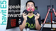 HAVIT E5, Speaker Unik yang Menyabet Reddot Design Award
