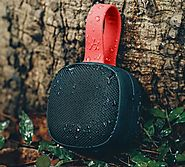 "Gadget Hints on Instagram: ""The portable Bluetooth speaker h-E5 consists of two parts, which are connected by a magne..."