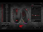 HV MS760 Gaming Mouse APP review! Professional Gaming Mouse For Professional Gamers!