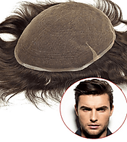 Hair patch #2 - The Air Lordhair presents to you our very first Swiss hair patch known as The Air! Its base is made o...