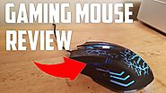 HAVIT HV-MS672 Ergonomic Wired Mouse Review!