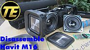 How to Disassemble Havit M16 Wireless Speaker