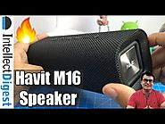 Havit M16 Bluetooth Wireless Speakers Review | Intellect Digest