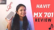 Havit MX 701(M3) Bluetooth Speaker Unboxing and Full Review ।TTT। ⚡⚡⚡ এত কম দামে এত কিছু!!! 😮