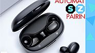 HAVIT I95 TWS Fingerprint Touch Bluetooth Earphones