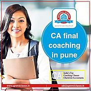 CA Final Coaching Classes in Pune | Agrawal Classes in Pune | Agrawal CA, CS,CMA Classes in Pune