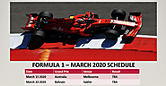 🏎️ Formula 1 Live Streaming - How to Watch F1 Race Online